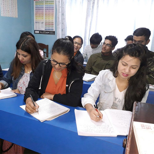 Info Session In Banepa By Arena Education